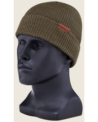 Red Wing Gorro Beanie Red Wing Verde Oliva - Multicolor