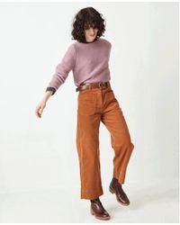 Sessun Hudson Fox Trousers - Multicolour