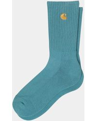 Carhartt Calcetines Chase Hydro - Verde
