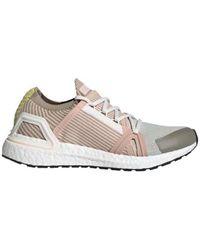 adidas By Stella McCartney Ultraboost 20 Schuhe Pearl Rose Ash Green Tech Beige - Mehrfarbig