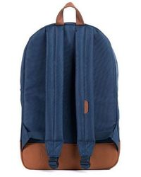 Herschel Supply Co. Navy Heritage Backpack - Blu