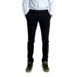 Tommy Hilfiger Pantalón chino chino algodón azul marino