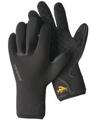 Patagonia New R 3 Yulex Gloves Black