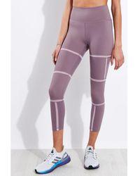 adidas Https://www.trouva.com/it/products/-believe-this-20-geo-mesh-tights-purple - Viola