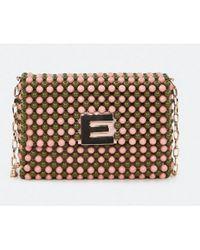 Essentiel Antwerp Azissi Beaded Mini Bag - Multicolour