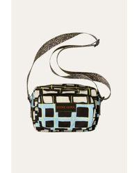 Stine Goya Lotta bag checks - Multicolore
