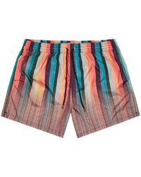 Paul Smith Swim Shorts - Multicolour