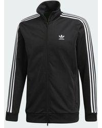 adidas Beckenbauer Tt Men's Jersey - Black