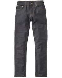 a1e92b1d Nudie Jeans Grim Tim | Velvet Choko in Black for Men - Lyst