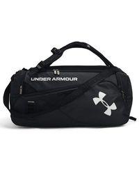 Under Armour Contiene Duo Medium Duffle Bag Black - Nero