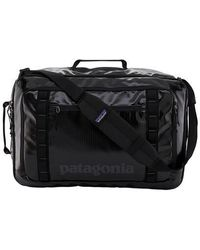 Patagonia Black Hole Mlc Black Bag