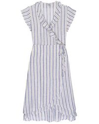 Rails Louisa Dress Bacara Stripe - Multicolor