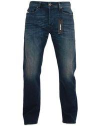 DIESEL Https://www.trouva.com/it/products/-waykee-814-w-straight-jeans-dark-blue