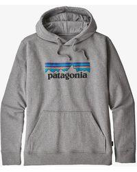 Patagonia Gravel Heather Uprisal Hoody - Gray