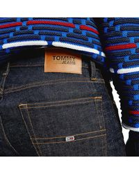 Tommy Hilfiger Ryan Relaxed Straight Jeans Rinse Comfort - Blue