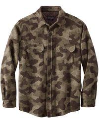 Pendleton Camo Cpo Jacket - Multicolor