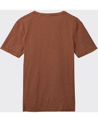 Minimum Maglietta Luka Picante 3254 - Marrone
