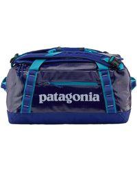 Patagonia Black Hole Duffel 40 L Bag - Blue