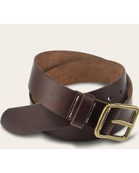 Red Wing Https://www.trouva.com/it/products/red-wing-shoes-amber-pioneer-belt-96502-men - Marrone