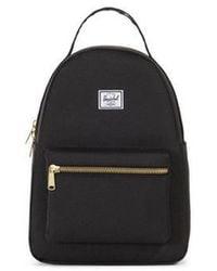 Herschel Supply Co. Nova Mid Volume Backpack - Black
