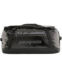 Patagonia Black Hole Duffel Bag 55 L Black