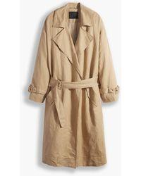 Levi's Trench coat Miko incenso - Neutro