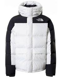 The North Face Himalayan White Man Jacket