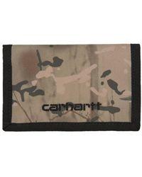 Carhartt Payton Cordura Wallet Camo Combi Desert Black - Noir