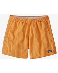 Patagonia Ws Banador Baggies Shorts Saffron - Naranja