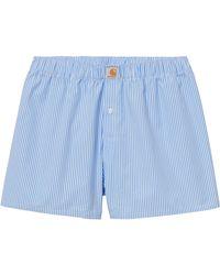 Carhartt Cotton Boxers Wave - Blue