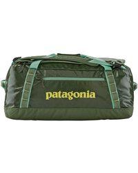 Patagonia Black Hole Duffel Bag 55 L Camp Green