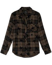 Rails Camisa de cazadores - Verde