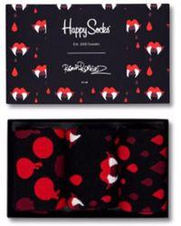 Happy Socks Robert Rodriguez Socks Box Set - Multicolour