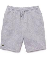 Lacoste Https://www.trouva.com/it/products/-sport-jog-shorts-gh-2136-silver - Grigio