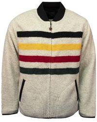 Pendleton Fleece Jacket - Multicolor