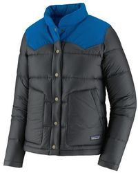 Patagonia Ws Bivy Jacket Smolder Blue