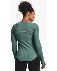 Under Armour Hydra Fuse Crew Long Sleeve Toddy Green