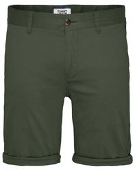 Tommy Hilfiger Tommy Jeans Essential Chino Short Olive - Vert