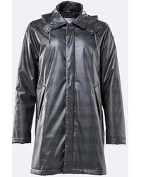 Rains Controlla Mac Coat - Grigio