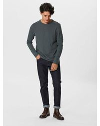 SELECTED - Selected Straight Scott Jeans - Lyst