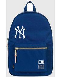Herschel Supply Co. Blue New York Yankees Settlement Backpack