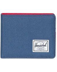 Herschel Supply Co. Portefeuille Roy Marine - Rouge