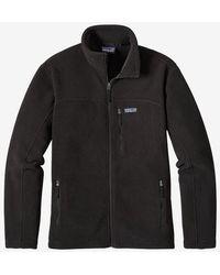 Patagonia Mens Classic Synchilla Fleece Jacket Black