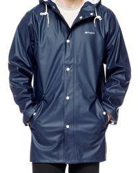 Tretorn Wings Rain Jacket - Azul