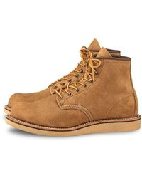 Red Wing Rover 2953 Hawthorne Muleskinner Boots - Brown