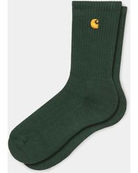 Carhartt Calcetines Chase Verde Botella