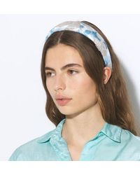 Becksöndergaard Apalis Light Blue Floral Headband