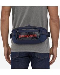 Patagonia 5l Classic Navy Hole Waist Pack - Blue