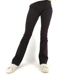 Levi's Pantaloni 725 High Rise Bootcut Donna - Nero