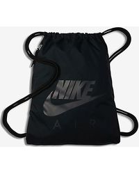 Nike Borsa da palestra nera - Nero